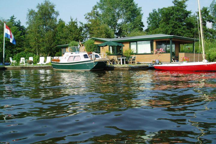 Woonboot Smidsfinne