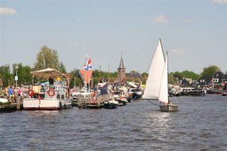 Zomer in Eernewoude, Friesland
