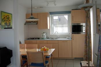 Vakantiehuis Wetterbungalow 224 Keuken