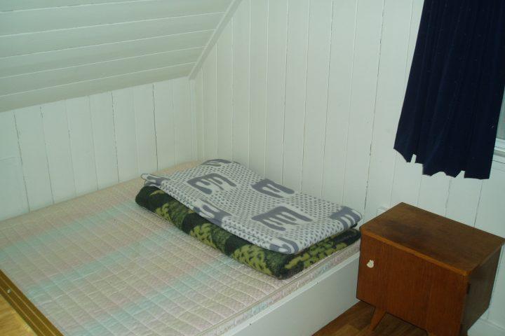 Vakantiehuis t Swellenêst Slaapkamer